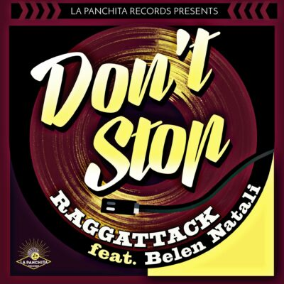 DON'T STOP cover album