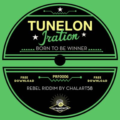 Tunelon Iration cover album