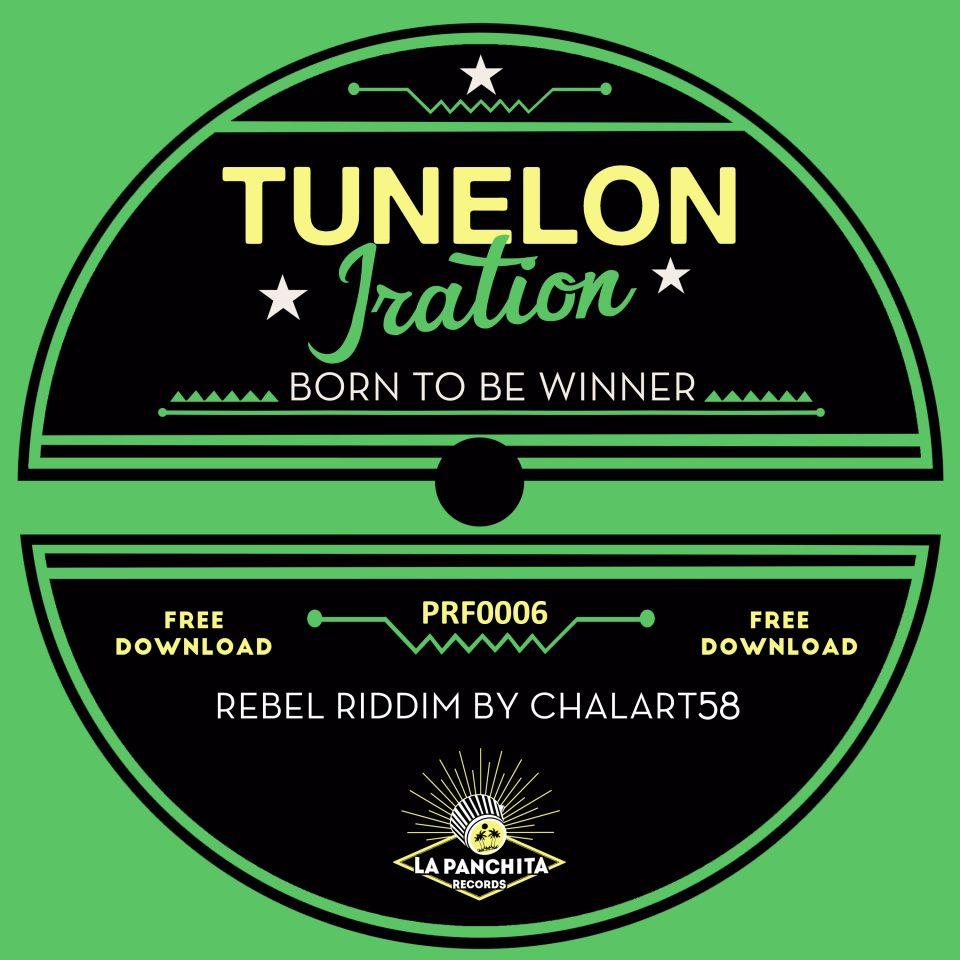 Tunelon Iration cover album