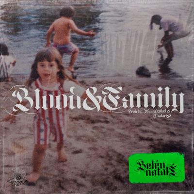 Bllod & Family portada