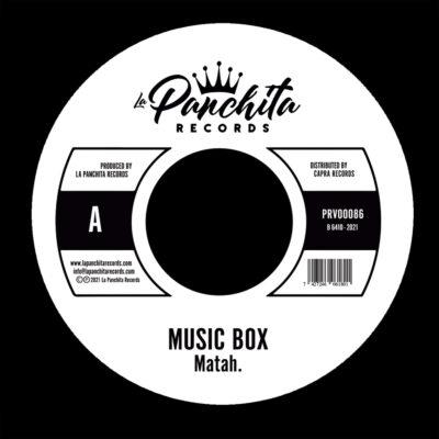 Matah - Music Box vinyl