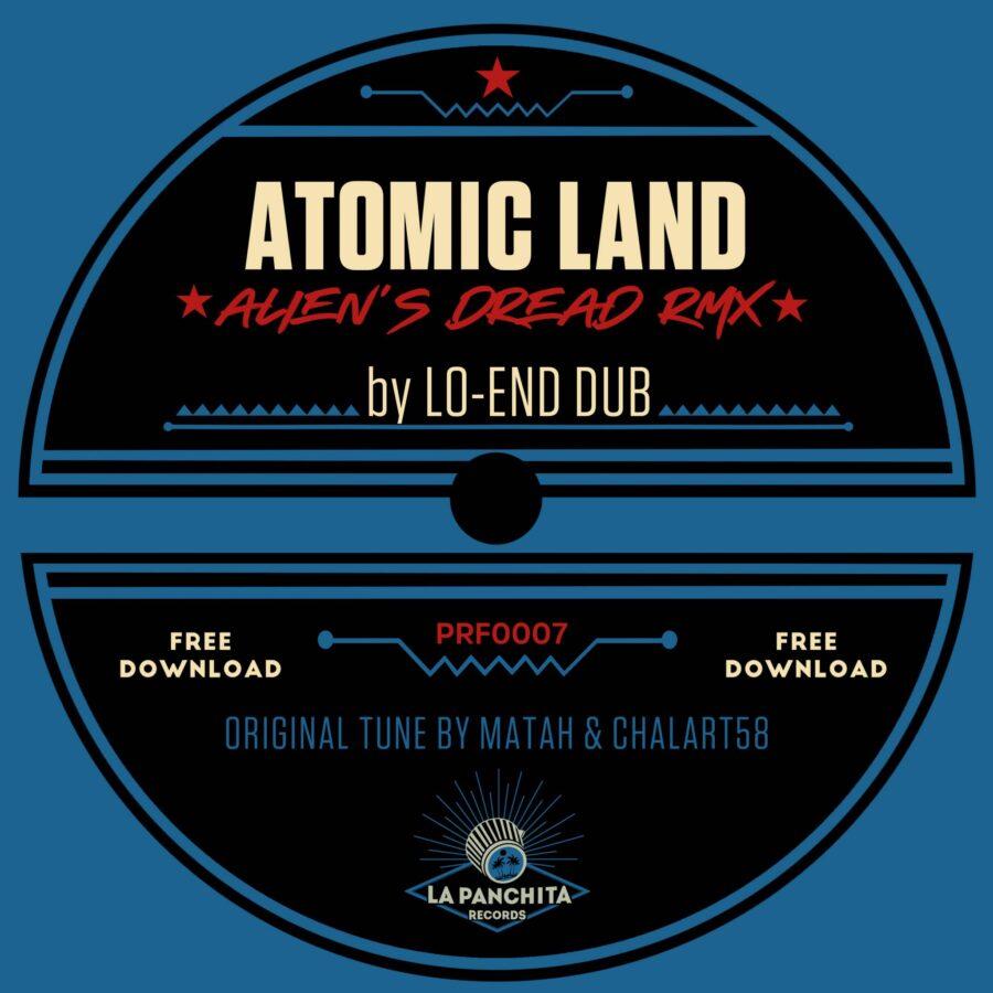 Lo-End Dub - Atomic Land (Alien